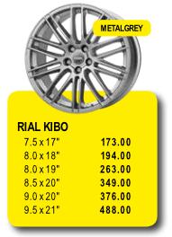 RIAL KIBO - Alufelgen/Jantes