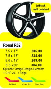 ronal-r62